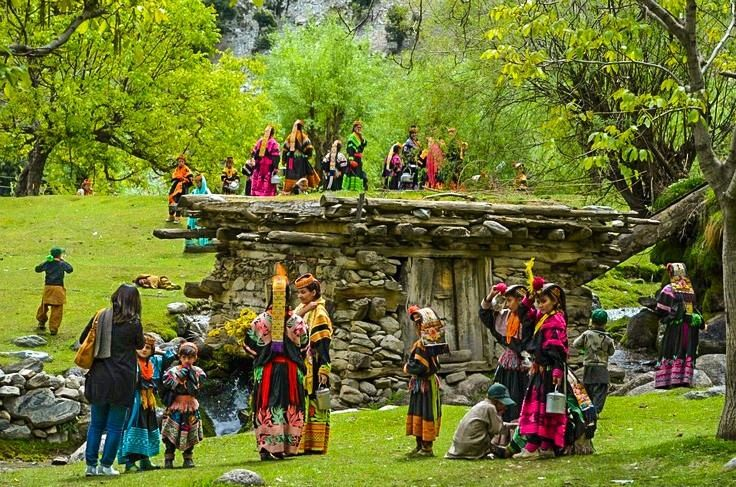 Kalash Valley – Chitral